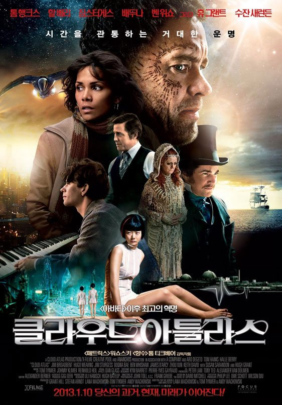 Cloud Atlas Poster #13