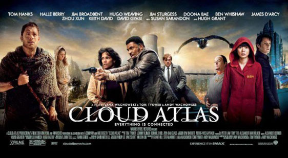 Cloud Atlas Poster #2