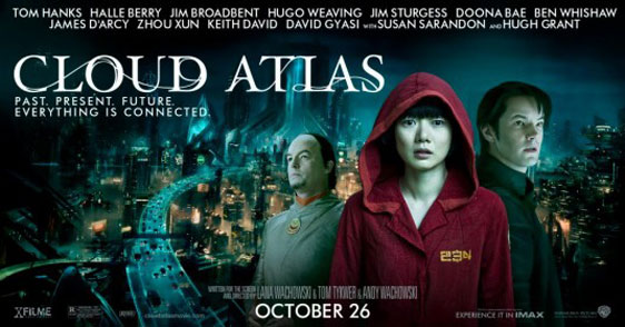 Cloud Atlas Poster #6