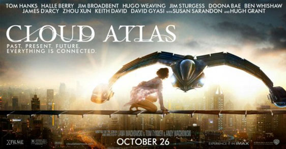 Cloud Atlas Poster #7