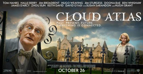 Cloud Atlas Poster #8