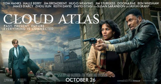Cloud Atlas Poster #9