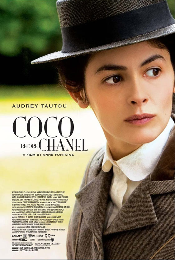 Coco Before Chanel (Coco avant Chanel) Poster #4