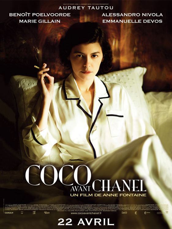 Coco Before Chanel (Coco avant Chanel) Poster