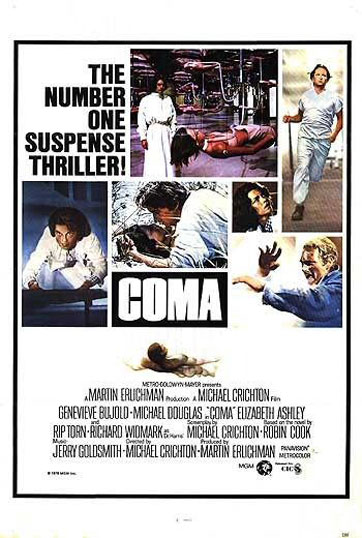 Coma Poster #2