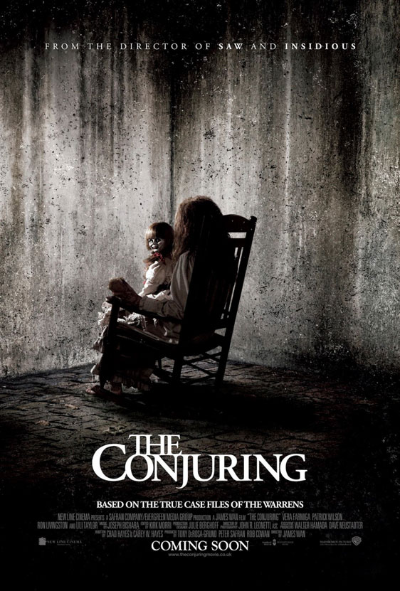 The Conjuring Poster #3