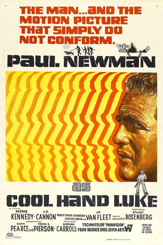Cool Hand Luke Poster #3
