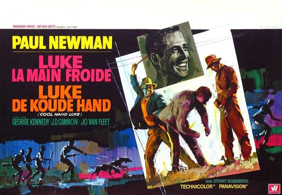 Cool Hand Luke Poster #7