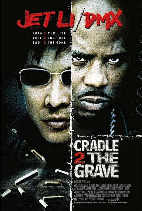 Cradle 2 the Grave Poster #1