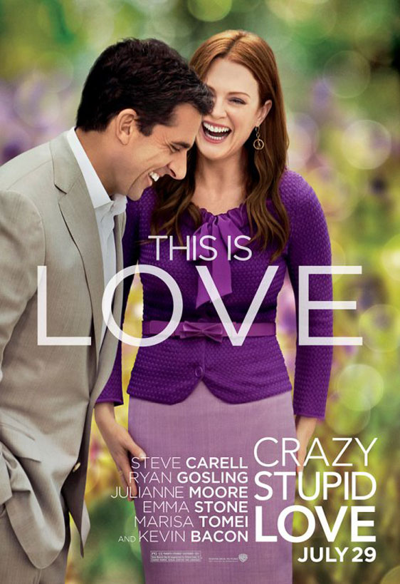 Crazy, Stupid, Love Poster #3