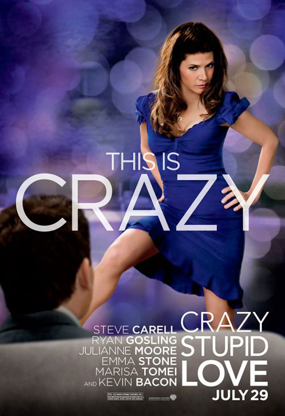 Crazy, Stupid, Love Poster #4