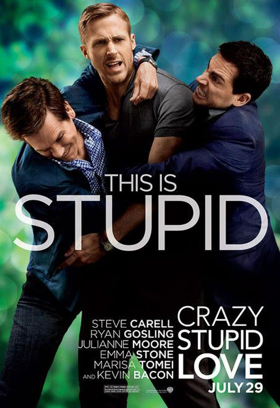 Crazy, Stupid, Love Poster #6