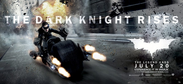 The Dark Knight Rises Poster #13