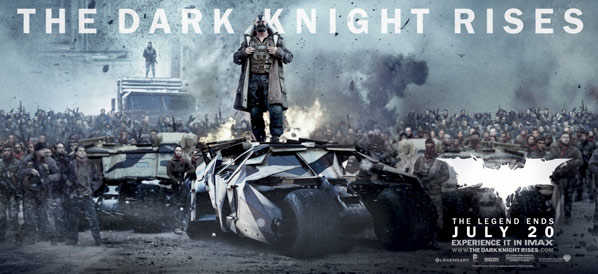The Dark Knight Rises Poster #14