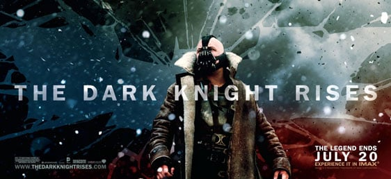 The Dark Knight Rises Poster #18