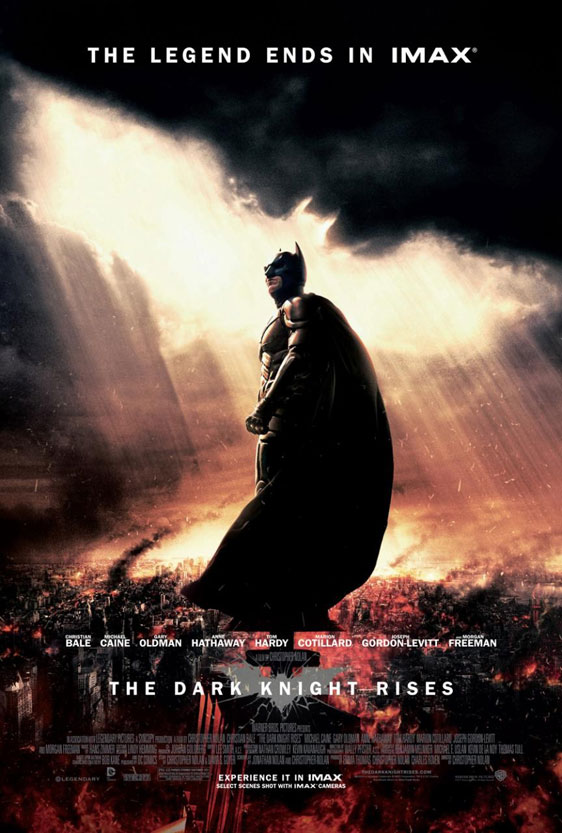 The Dark Knight Rises Poster #21