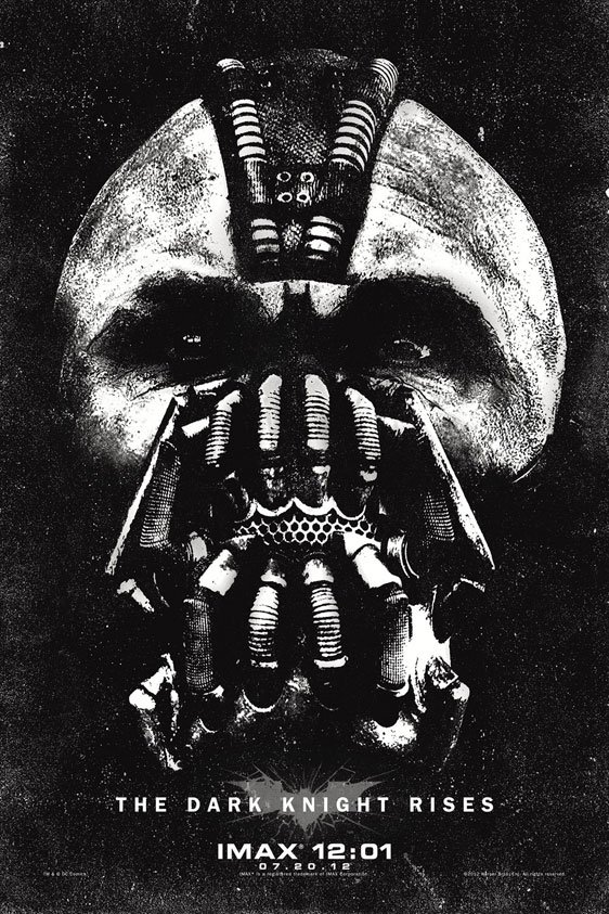 The Dark Knight Rises Poster #22