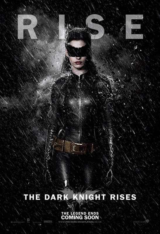 The Dark Knight Rises Poster #6
