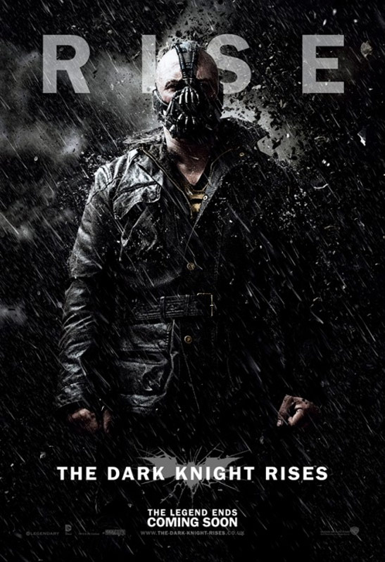 The Dark Knight Rises Poster #7
