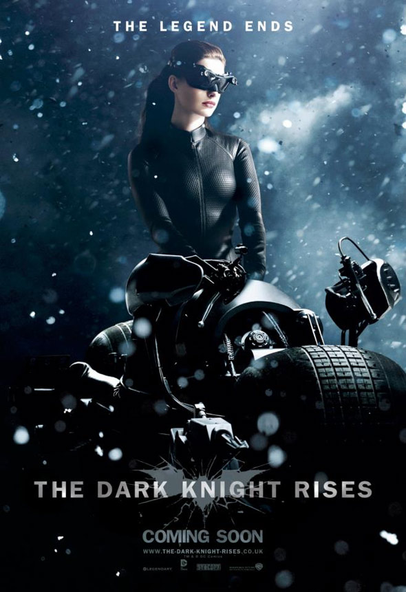 The Dark Knight Rises Poster #9