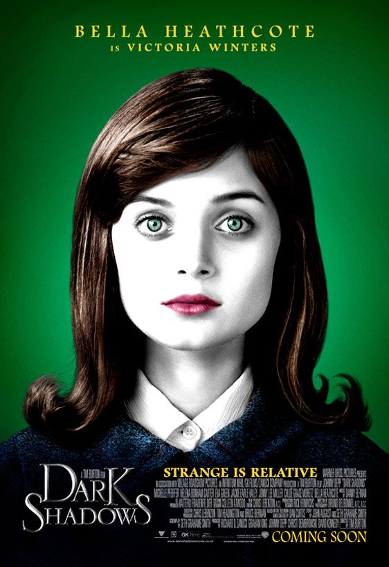 Dark Shadows Poster #10