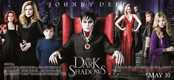 Dark Shadows Poster #12
