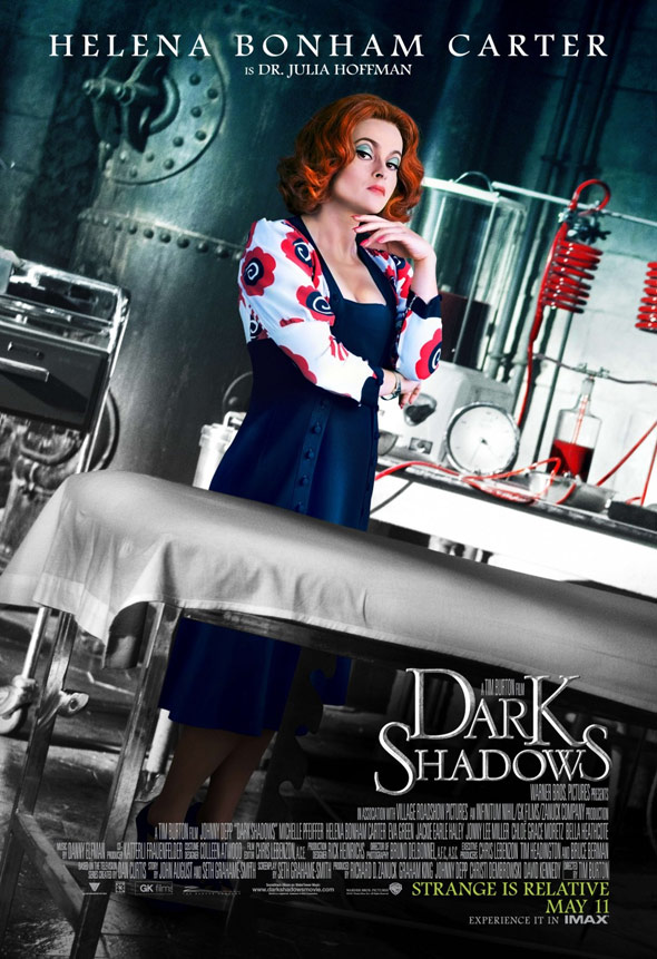 Dark Shadows Poster #13