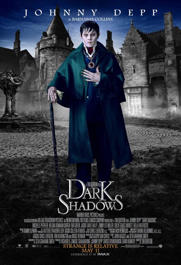 Dark Shadows Poster #14