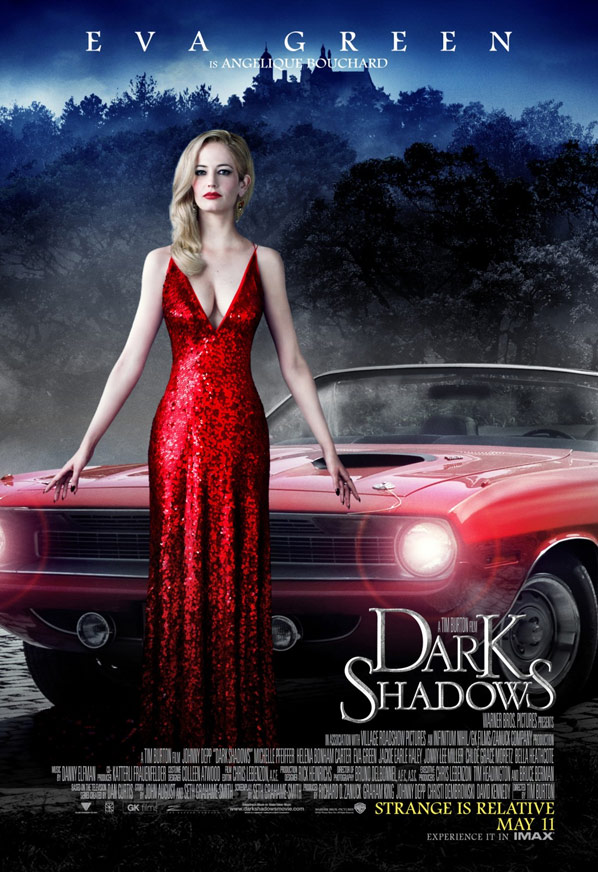 Dark Shadows Poster #15