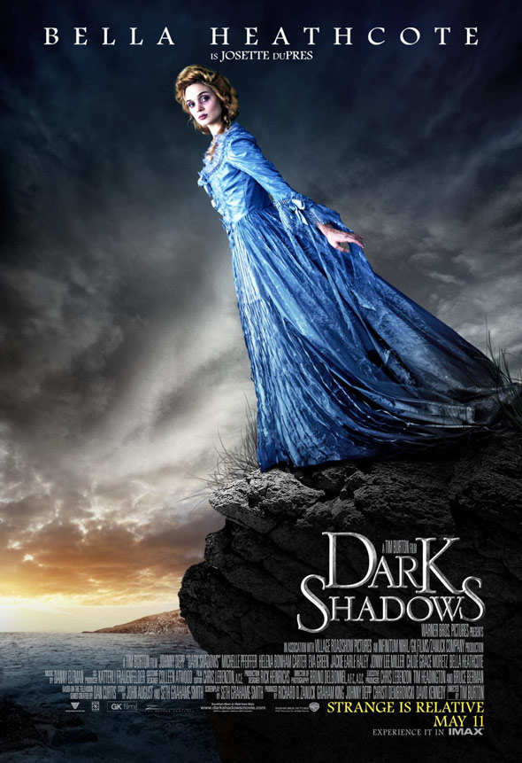 Dark Shadows Poster #16