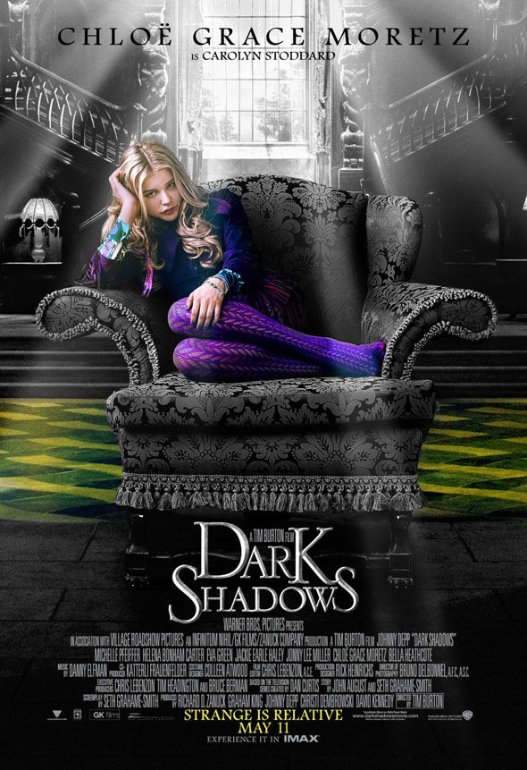 Dark Shadows Poster #17