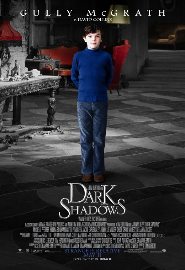 Dark Shadows Poster #18