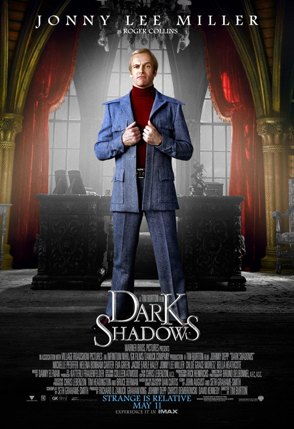 Dark Shadows Poster #20