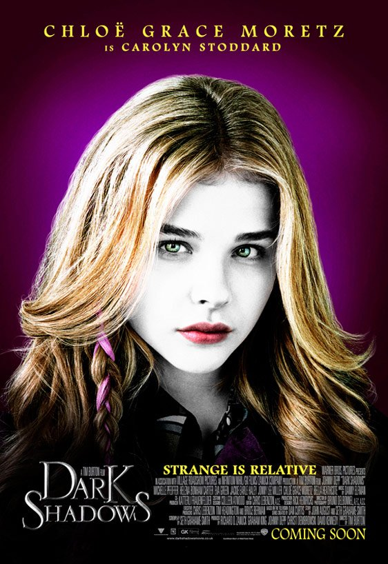 Dark Shadows Poster #7