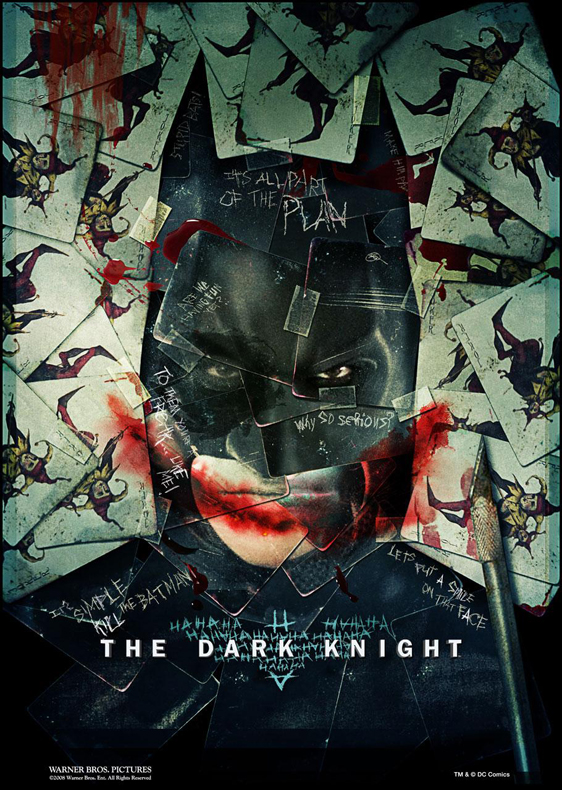 The Dark Knight Poster #10