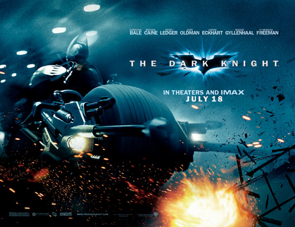 The Dark Knight Poster #11