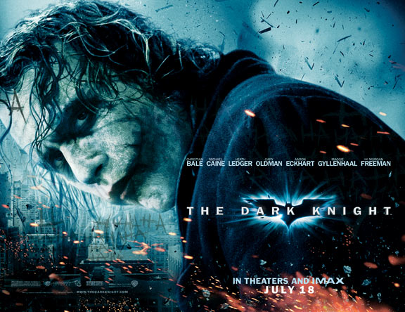 The Dark Knight Poster #12