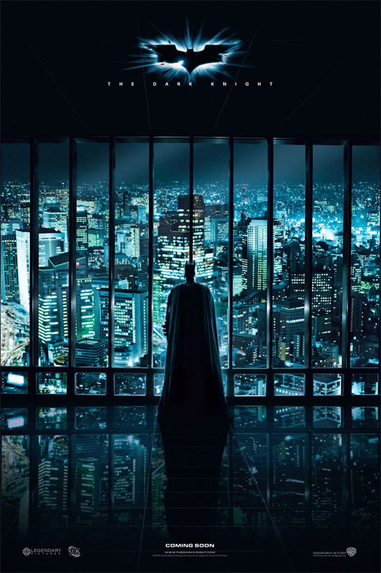 The Dark Knight Poster #4