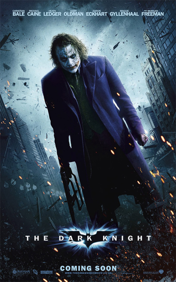 The Dark Knight Poster #9