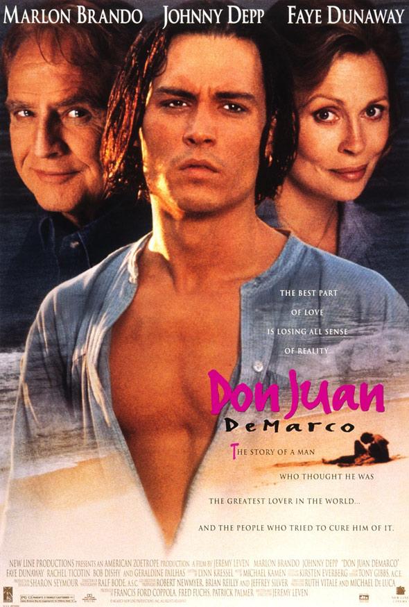 Don Juan DeMarco Poster