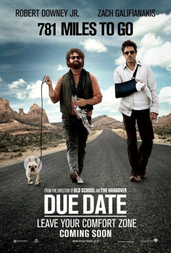 Due Date Poster #10