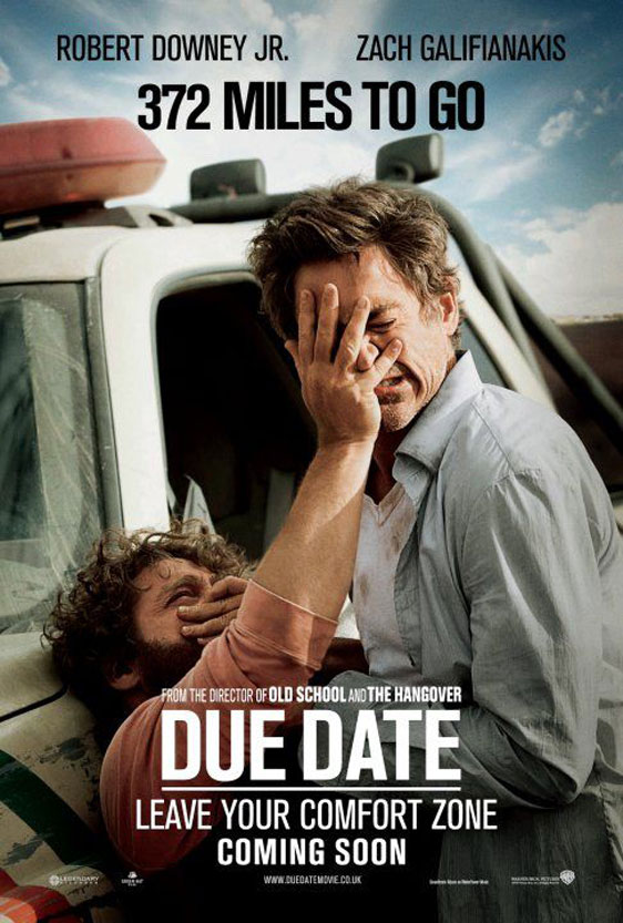 Due Date Poster #11