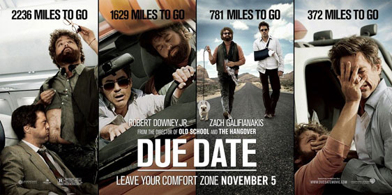 Due Date Poster #6