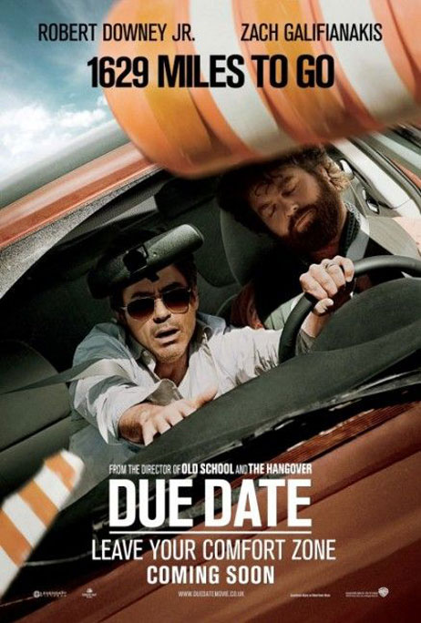 Due Date Poster #9