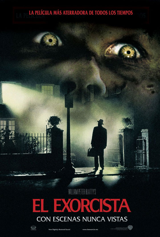 The Exorcist Poster #3