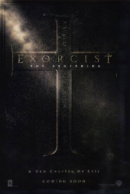 Exorcist: The Beginning Poster #1