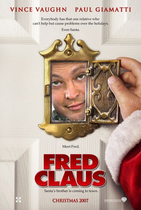 Fred Claus Poster #3