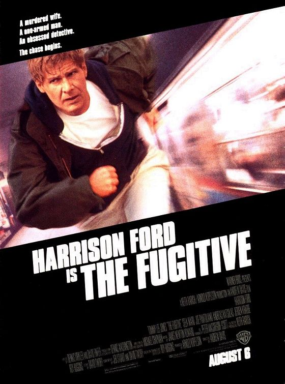 The Fugitive Poster #1