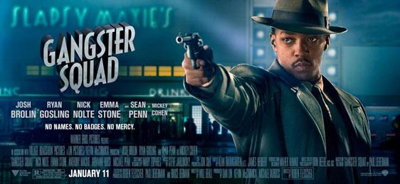 Gangster Squad Poster #12