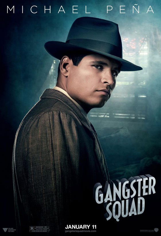 Gangster Squad Poster #25